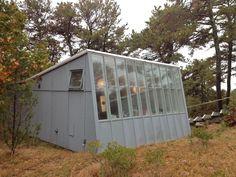 Hayden Walling, James Lechay house & studio/atelier, Cape Cod, 1959