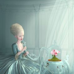 Ray Caesar - Gallery, sipping ion the color, pleasantly nice