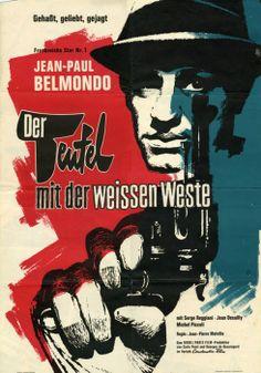 Le Doulos, Jean-Pierre Melville, version allemande