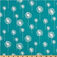 Dandelion wall paper