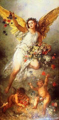 Η Θεά Ειρήνη στην Αρχαία Ελλάδα / Goddess Peace in Ancient Hellas
