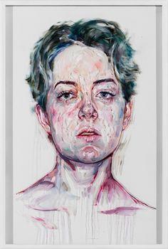 Original Realism Portrait Oil Paintings For Sale