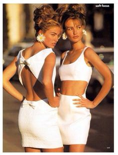 Elaine Irwin and Karen Mulder