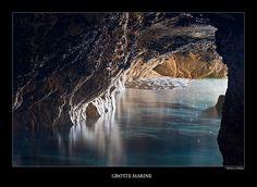 Grotte Marine Morgat #Bretagne #Finistère #myfinistere