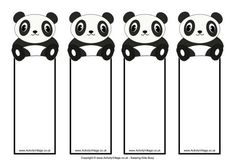 Home     Printables     Colouring     Puzzles     Crafts     Holidays     Topics     Games     Shop  Quick Links      Remembrance Day     Steve Irwin Day     Thanksgiving     St Andrew's Day     Advent     Hanukkah     Christmas     Autumn     Winter     Classroom Resources     Holiday Calendar  Panda Bookmarks - Blank  Fill these cute panda bookmarks with your own words... Panda bookmarks - blank Panda bookmarks - blank Explore      Topics         Animals    ...