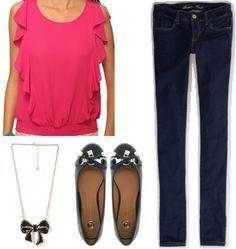 Fashion Inspiration: Alison DiLaurentis from Pretty Little Liars - College Fashion