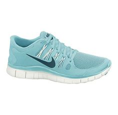 Womens Nike Free 5.0+ Running Shoe.. just ordered these pretty babies :3