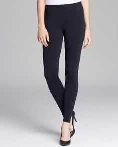 David Lerner Leggings - Basic | Bloomingdale's
