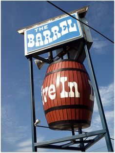The Barrel by Jenny with a camera, via Flickr