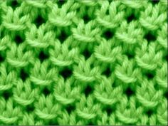 Cómo Tejer Punto Fantasía en Relieve 2 Agujas (241) Knitting Paterns, Knitting Designs, Crochet Stitches, Knitting Help, Knitting Videos, Knitting For Beginners, Herringbone Stitch, Crochet Instructions, Knit Stitches
