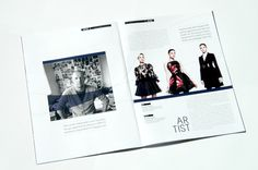 Magazine | Hotel SIL by Med Mate, via Behance