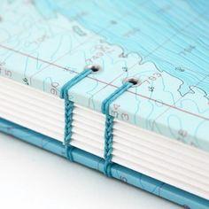 Bleakley on DIY book bindingDIY book binding Do It Yourself Inspiration, Diy Inspiration, Handmade Journals, Handmade Books, Handmade Rugs, Handmade Crafts, Mini Albums, Book Crafts, Paper Crafts
