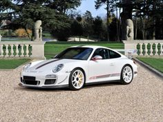 Get into a 2011 #Porsche 911 GT3 RS with Premier Financial today! Apply online at www.premierfinancialservices.com