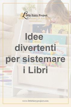 Libreria per bambini | Idee e ispirazioni | Consigli professionali | Come organizzare i libri
