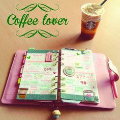 (Lots of ideas from this England based blogger) She's Eclectic: Coffee lover!