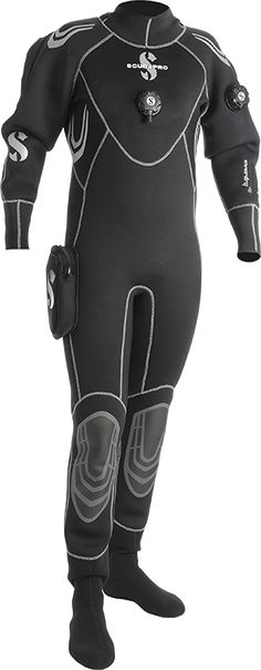 """We call it the """"Fun Suit."""" Before we tested the ScubaPro Everdry 4 drysuitwe have to admit havinglow expectations. The…"""