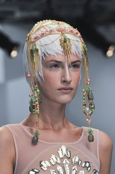 Manish Arora Spring 2014 | CostMad do not sell this idea/product. Please visit our blog for more funky ideas