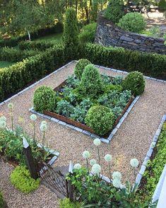 Adorable 100 Beautiful Front Yard Cottage Garden Inspiration Ideas Source Link: S . Back Gardens, Small Gardens, Formal Gardens, Outdoor Gardens, Amazing Gardens, Beautiful Gardens, Potager Garden, Balcony Garden, Garden Paths