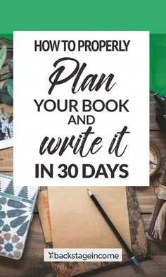 How to Plan Your Book and Write in Less than 30 Days (Mind-map) – BackstageIncome What you must do to properly plan your book and write it in 30 days! Creative Writing Tips, Book Writing Tips, Writing Resources, Writing Skills, Writing Prompts, Writing Classes, Writing Services, Writing Humor, Sentence Writing