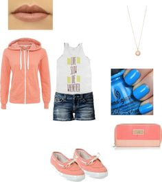 """""""Sunny Day"""" by sydnykenny on Polyvore"""