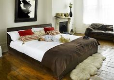 Opulent Beds From The Big Bed Company & LUMA Launches First Organic Bed Linen For Children | Beautiful Beds ...