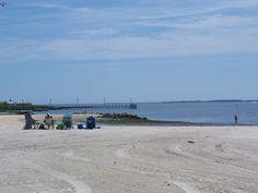 Beach at Pot-Nets Bayside -   Long Neck DE.....love it here!