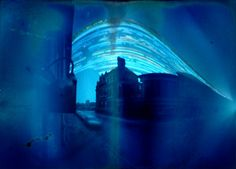 Solargraph Leicester lo-fi photography