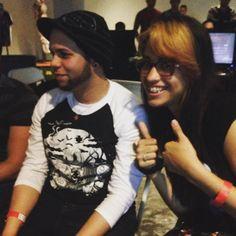 Jugando y disfrutando!!! Aqui @bfl_official_ en el Torneo Necromancy!!! #gaming #gamers