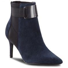 Magasított cipő CALVIN KLEIN - Giamelle E3059 Deep Navy Black 3107933501