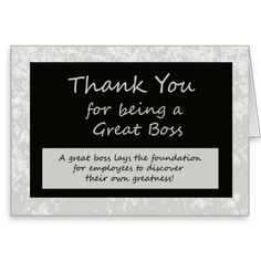 thank you gifts for bosses