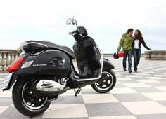 Vespa GTS 300 Super - Test Ride