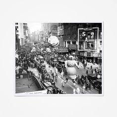 1930 Thanksgiving Parade New York City