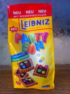 Testen, Bewertungen, Prüfen, Kritiken & Empfehlen : * * * * Leibniz Party Fun * * * * http://mundmtestshop.blogspot.de/