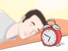 How to Wake Up Without an Alarm Clock -- via wikiHow.com