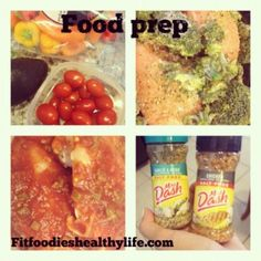 Food Prep - Plus Great Workouts and Recipes   Fit Foodies. Healthy Life.