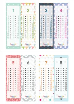 Preschool Worksheets, Craft Activities For Kids, Educational Activities, Kids Crafts, School Stress, Math Charts, Teaching Multiplication, Hebrew School, School Tool