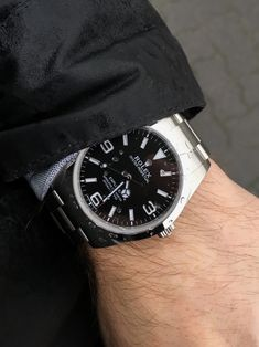 Rolex 214270 MkII Dial -Modern reference of the real Bond-watch
