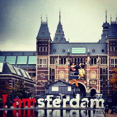 When in #Amsterdam! Резервирайте самолетни билети сега на цена от 140 € с Paravion.bg :)