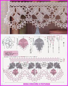 26 Trendy Ideas for crochet pillow case edging flower Crochet Sock Pattern Free, Crochet Patterns Free Women, Crochet Lace Edging, Crochet Amigurumi Free Patterns, Crochet Borders, Afghan Crochet Patterns, Filet Crochet, Irish Crochet, Crochet Doilies