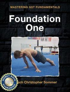 christopher sommer, gymnastics book, gymnastics courses, handstand one