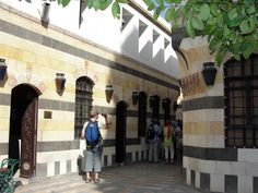 #magiaswiat #podróż #zwiedzanie #damaszek #blog #azja #saladyn #syria #mauzoleum #meczet #umajjadow #krysztalowy #azim #palac #bosra #palmyra #malouli #malula Palmyra, Syria, Street View, Blog, Blogging