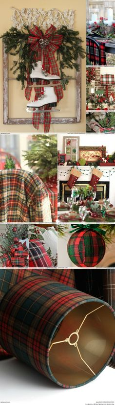 Christmas Part 4- Tartan