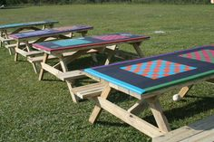 Update your playground picnic tables with a chess board design so students can play checkers or chess while eating lunch. Playground Painting, Playground Games, Kids Indoor Playground, Commercial Playground Equipment, Natural Playground, Playground Design, Outdoor Classroom, Outdoor School, Outdoor Fun