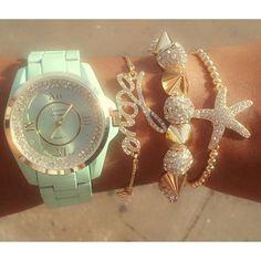 Cute watch bracelets