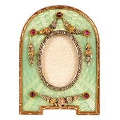 FABERGE Miniature Frame by VICTOR AARNE