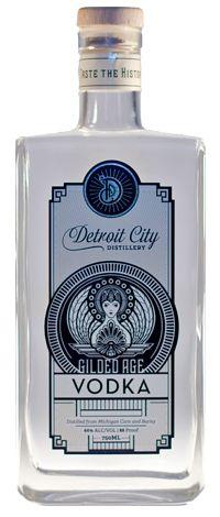 Detroit City Distillery vodka brooke and me