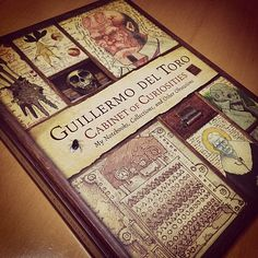 guillermo del toro cabinet of curiosities - Google Search