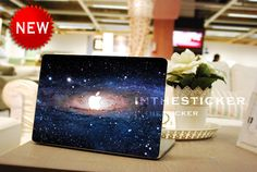macbook decal Decal for Macbook Pro Air or Ipad by inthesticker, $15.98