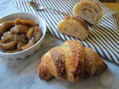 Croissant al profumo di Apple pie di Flavia