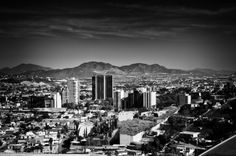 I still don't know where I would like to live, but I like living here in Tijuana.